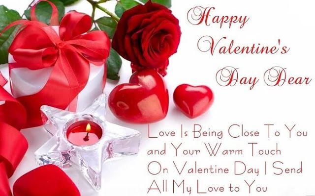 Valentines Day Wishes For Boyfriend