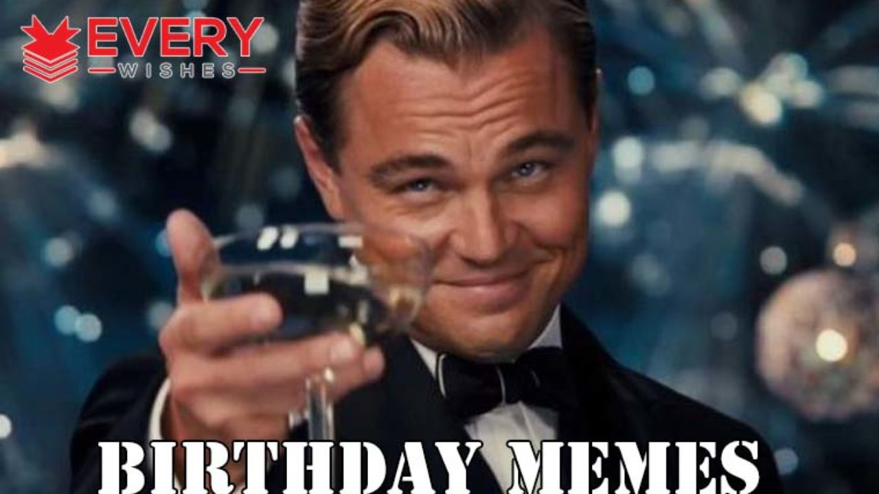 Birthday Meme - Funny Birthday Meme For Friends, Brother