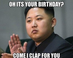 Birthday Meme