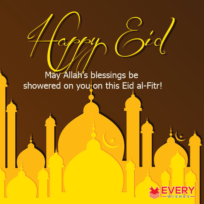 Eid mubarak status messages greetings sms blessings m4hsunfo