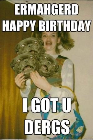 funny happy birthday meme jokes funny wishes greetings