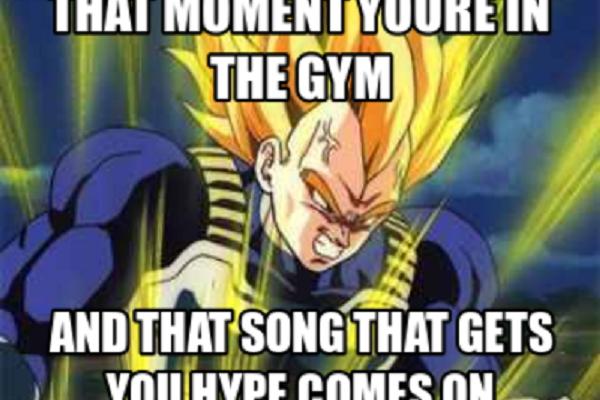 Dragon Ball Z Memes