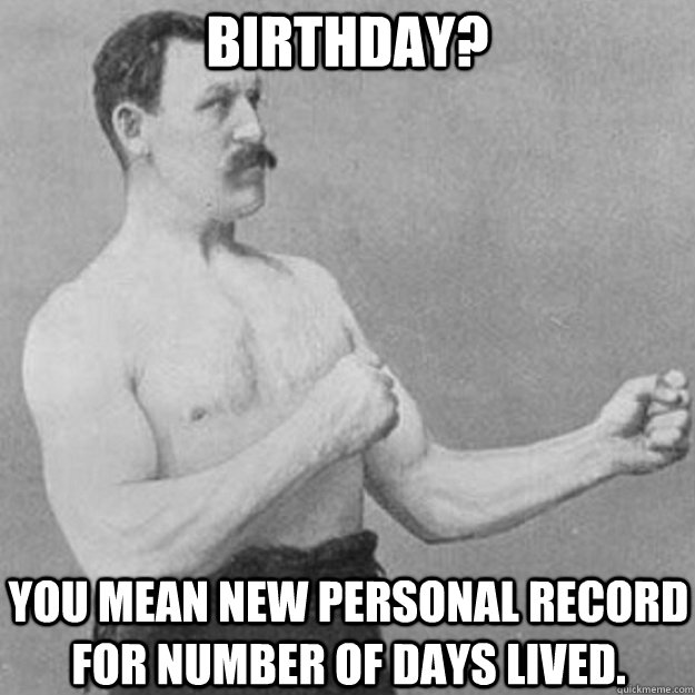 DIRTY BIRTHDAY MEME